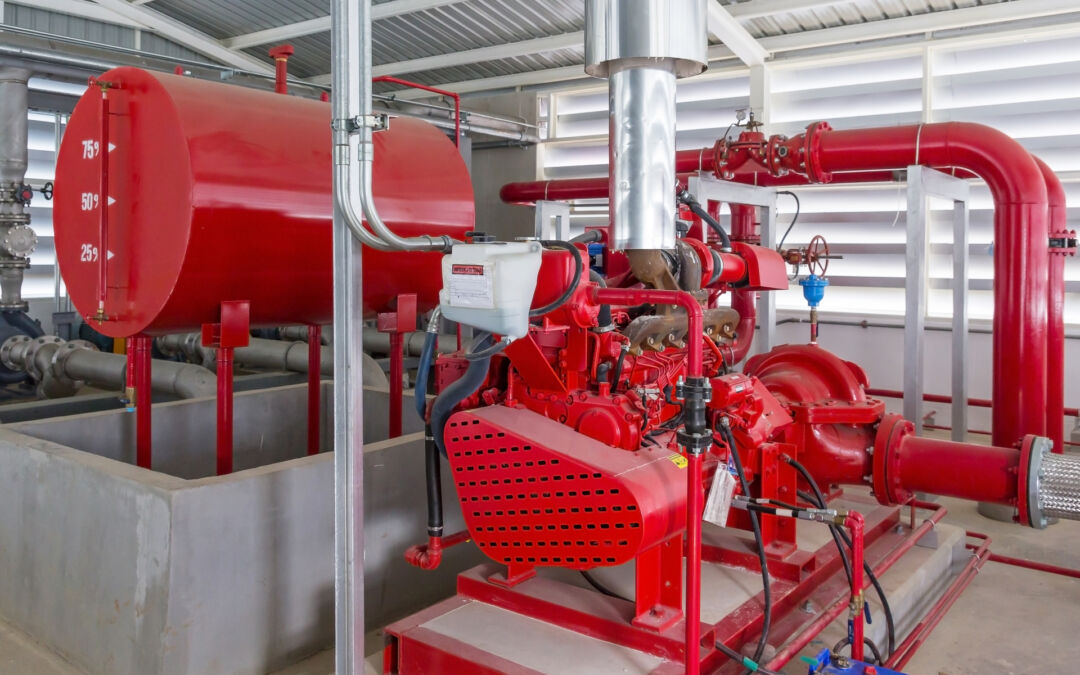 How Much Does A Fire Sprinkler System Cost?